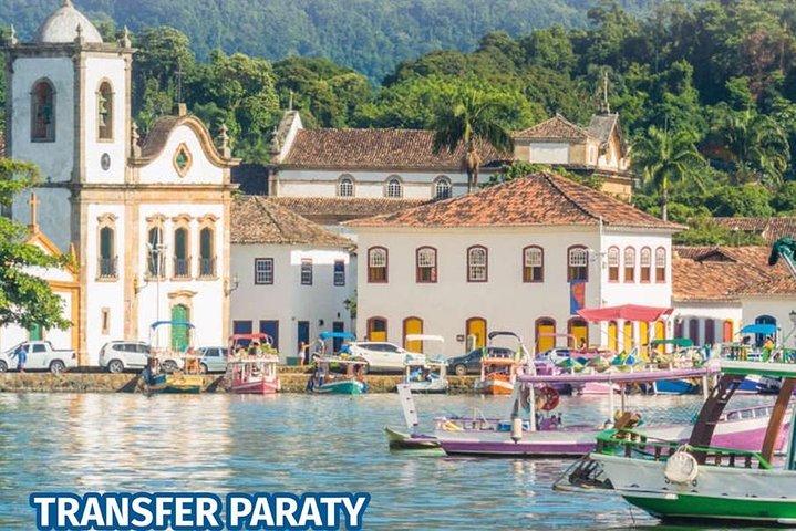 Transfer Paraty x Ilha Grande (Vila do Abraão), Paraty, BRASIL