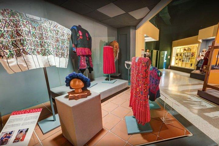 Guatemala City Archaeological and Textile Museum Tour, Cidade da Guatemala, GUATEMALA