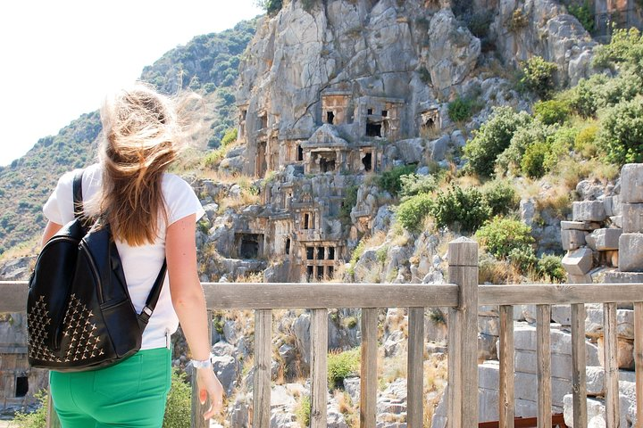 Romantic tour in Demre, Kas, TURQUIA