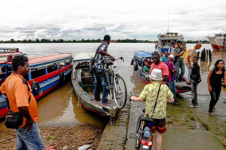 Peperpot Bicycle Tour, Paramaribo, SURINAM