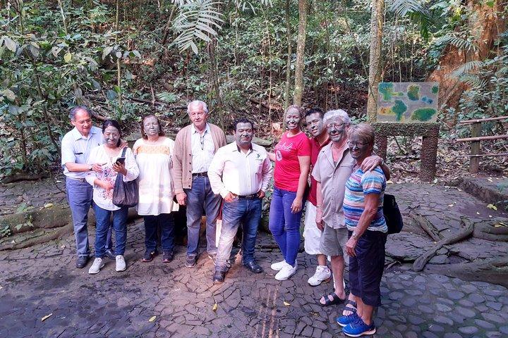 Wonders in the jungle of our mother culture Catemaco & Los Tuxtlas, Veracruz, MEXICO