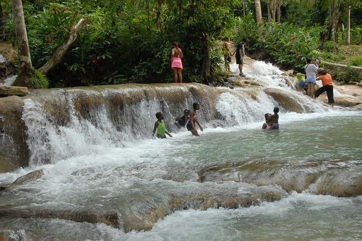 Dunn's River Tour from Falmouth, , JAMAICA