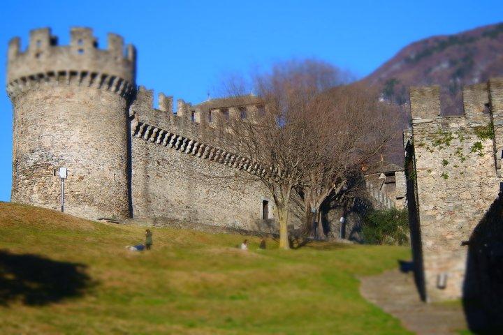 Excursão privada de dia inteiro a Lugano e Bellinzona, Lugano, Suíça
