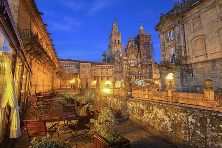 Vigo Shore Excursion: Small Group Santiago De Compostela Full Day Tour, Vigo, ESPAÑA