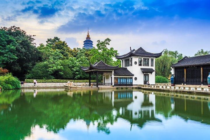 Tour Romântico em Changzhou, Changzhou, CHINA