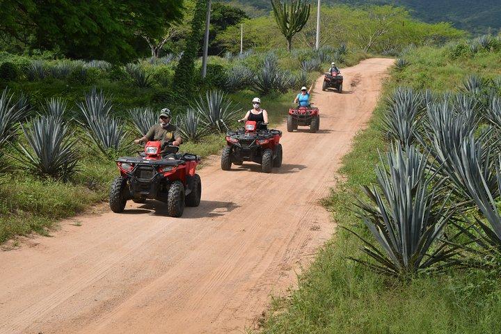 Tirolesa e quadriciclo na Hacienda Los Osuna, Mazatlan, MÉXICO