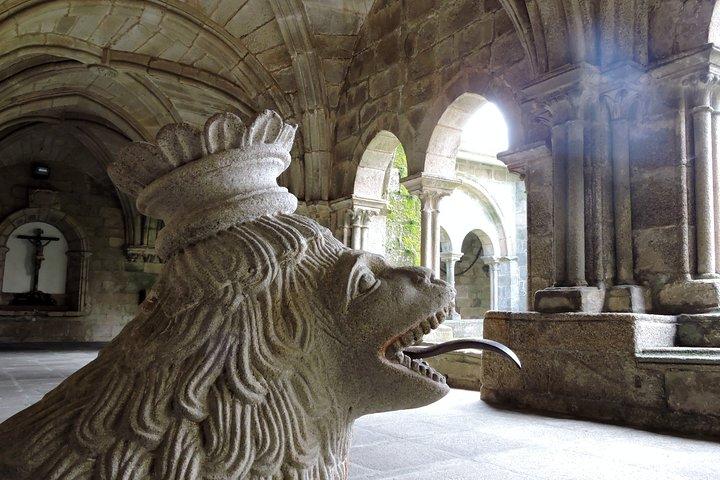 Visita Guiada Catedral de Tui, Vigo, ESPAÑA
