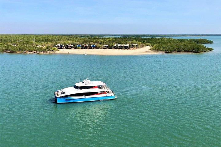 Crab Claw Island Resort Cruise and Seafood Buffet, Darwin, AUSTRALIA