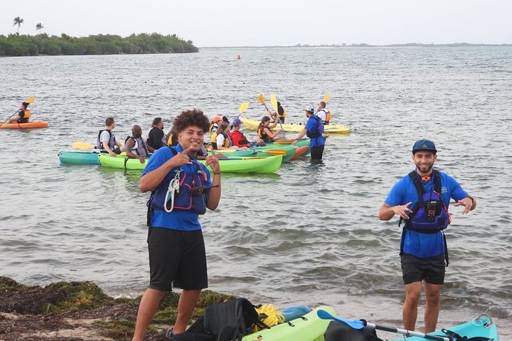 Bioluminescent Bay Tour 6pm  Night Kayaking   Fajardo Bay, Luquillo, PUERTO RICO
