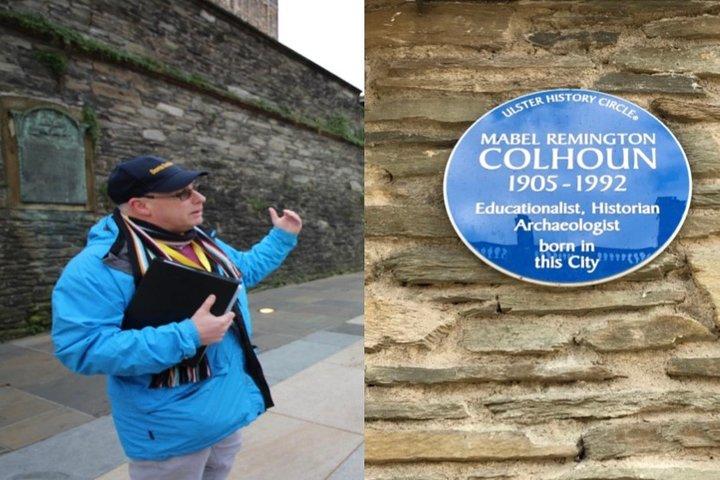 Derrie Danders: Private Themed History Walking Tours, Londonderry, Ireland