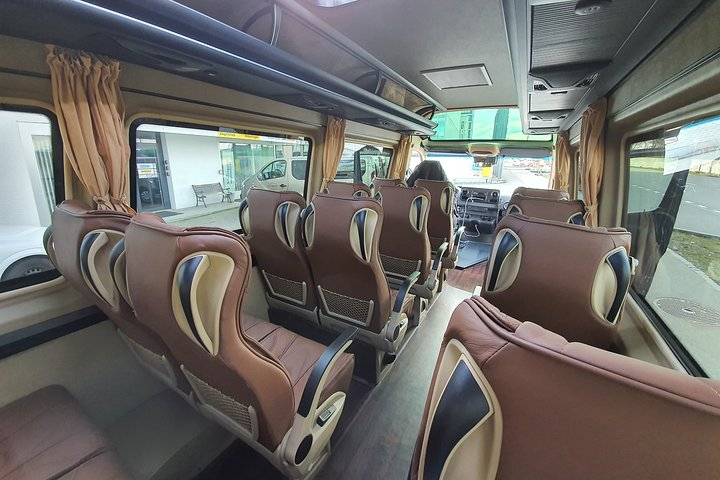 Private transfer from Bern City to Zurich Airport, Berna, SUIZA
