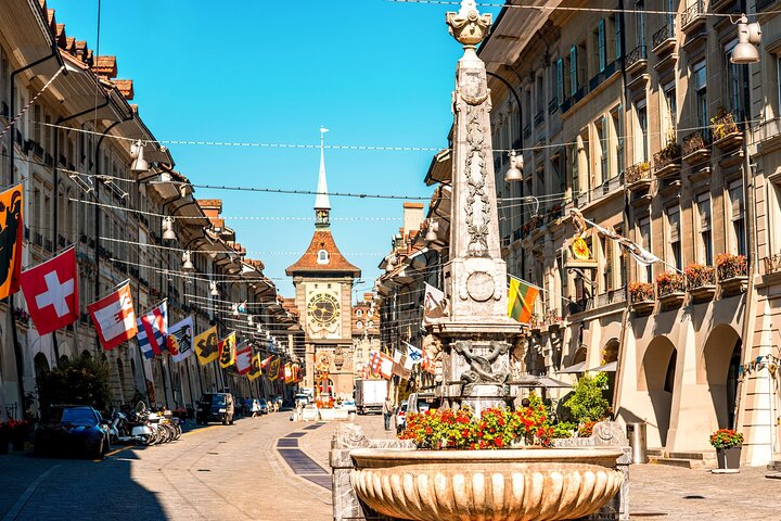 Private Bern City Walking Tour, Berna, SUIZA
