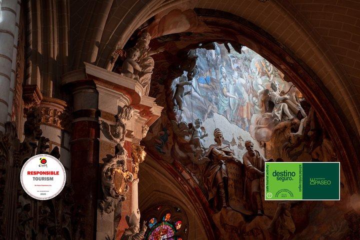 Visita guiada a la catedral, Toledo, ESPAÑA