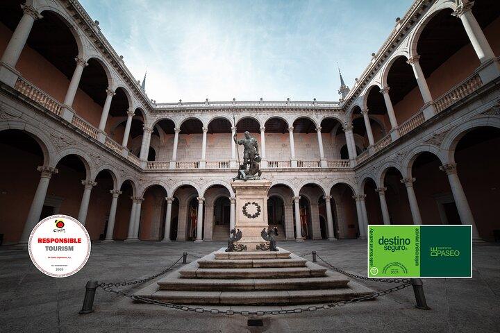 Visita guiada al Alcázar de Toledo, Toledo, ESPAÑA