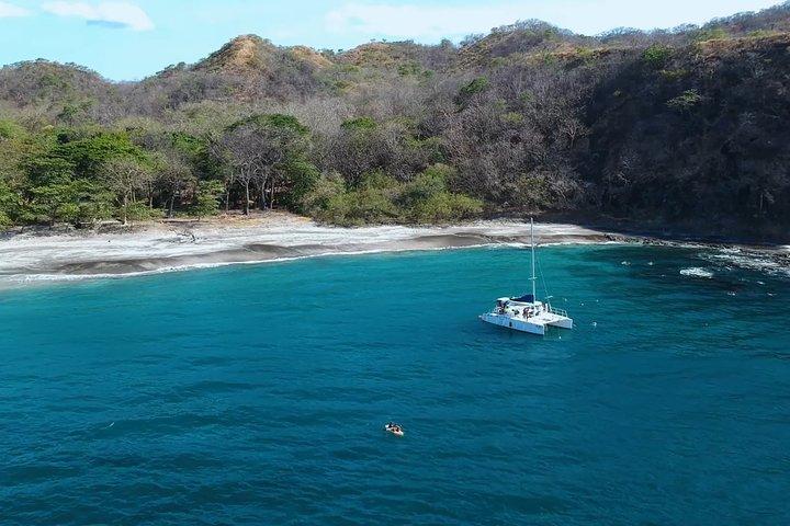 Blue Dolphin Catamaran Snorkeling Sunset Cruise from Tamarindo, Tamarindo, COSTA RICA