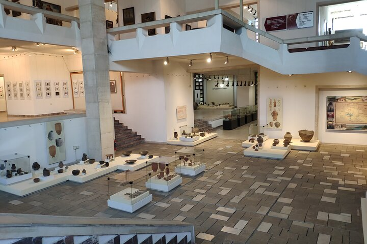 Self-Guided Tour in ISKRA Historical Museum, Sliven, Bulgaria