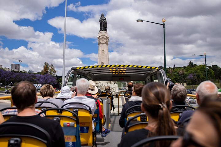 Excursion con paradas libres por Lisboa, en tranvia y autobus, con crucero por el rio, Lisboa, PORTUGAL