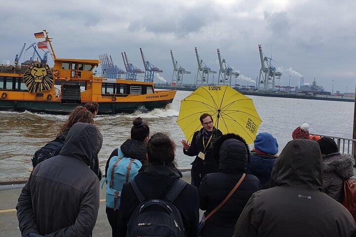 Hamburg Harbor and St Pauli Walking Tour, Hamburg, GERMANY