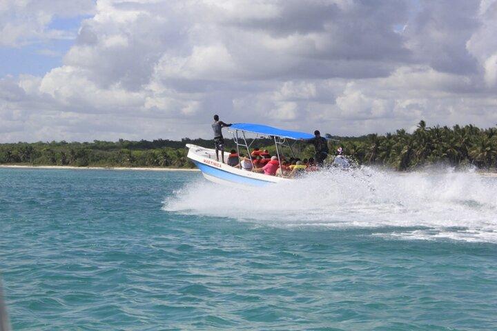 Saona Island Private Small Group, Punta de Cana, REPUBLICA DOMINICANA