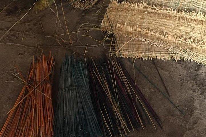 Visit the Oasis & Tea at the Basketmaker., Esauira, MARRUECOS
