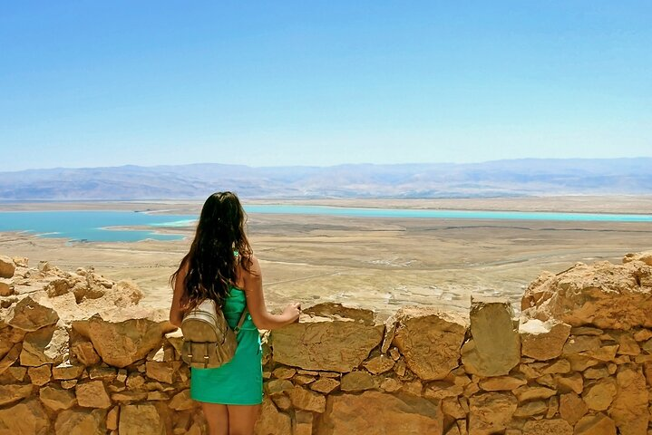 Dead Sea relaxation day from Jerusalem, Jerusalen, ISRAEL