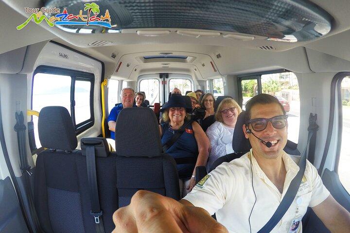 Mazatlan Sightseeing and Golden Zone Private Vehicle, Mazatlan, MEXICO