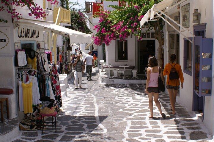 Shore Excursion Private, Miconos, GRECIA