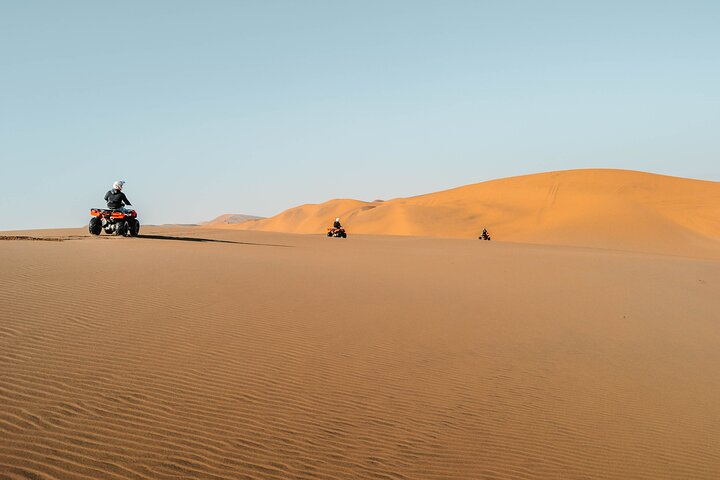 Quad Bike Tour (2 hours), Swakopmund, NAMIBIA