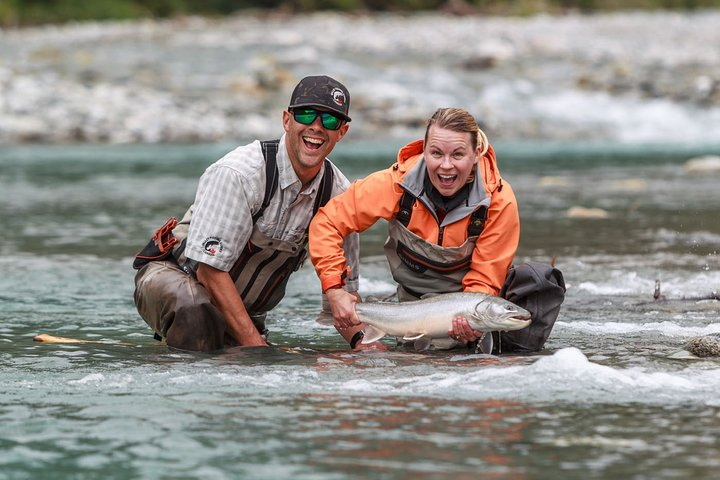 Pescador Individual Privado de Dia Inteiro, Squamish, CANADÁ