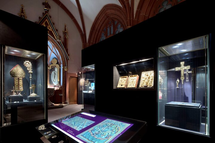 1 Hour Private Guided Tour: Cathedral and Diocesan Museum Mainz, Mainz, Alemanha