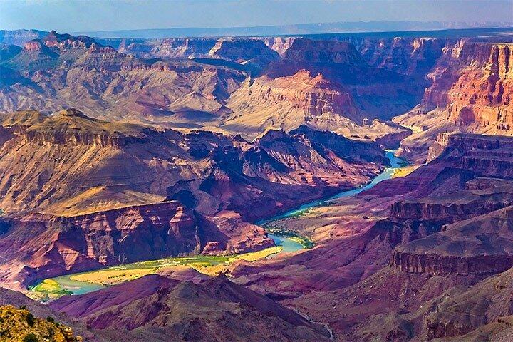 Insuperable excursión de un día al Gran Cañón desde Flagstaff o Sedona, Flagstaff, AZ, ESTADOS UNIDOS