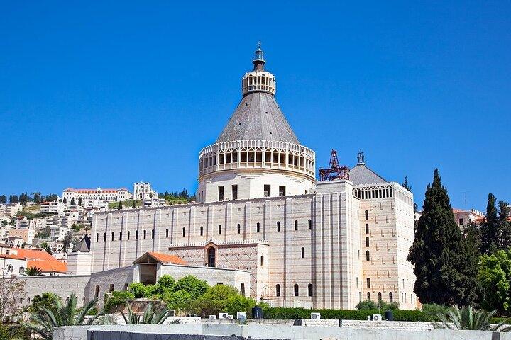 Nazareth, Tiberias and the Sea of Galilee Day Trip from Jerusalem, Jerusalen, ISRAEL