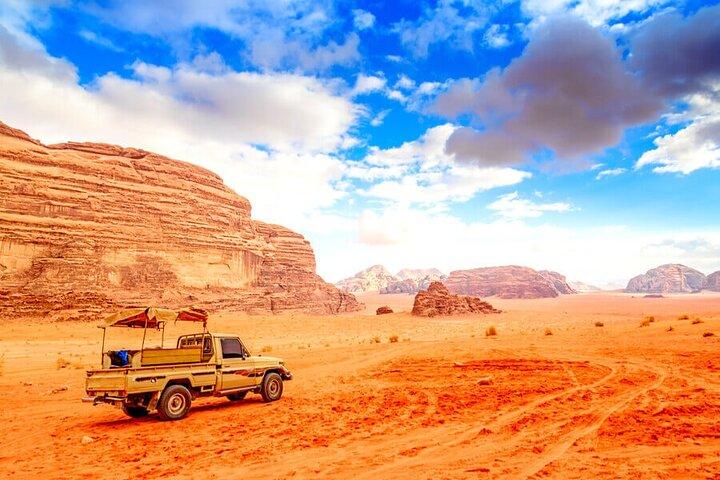 Petra day tour from Jerusalem by bus, Jerusalen, ISRAEL