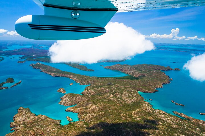Cape Leveque and Aboriginal Communities from Broome (Optional Scenic Flight), ,