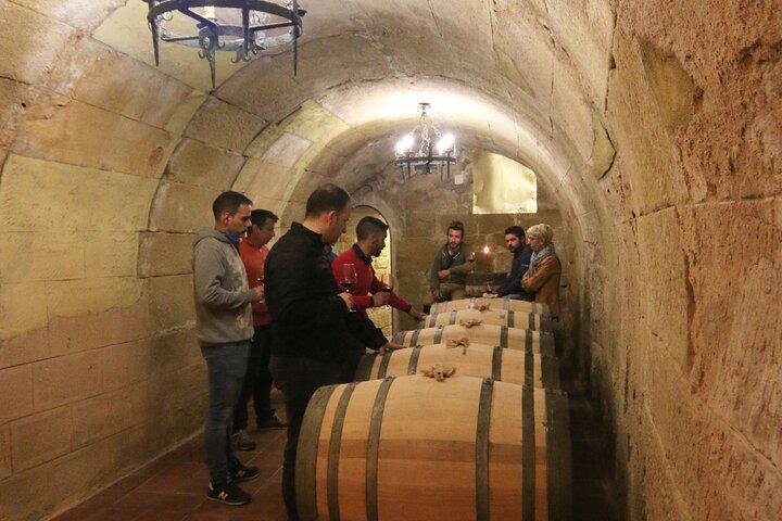 Cata de Vinos Privada en San Vicente de la Sonsierra, La Rioja, ARGENTINA