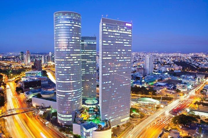 Private Transfer: From Jerusalem to Tel Aviv, Jerusalen, ISRAEL