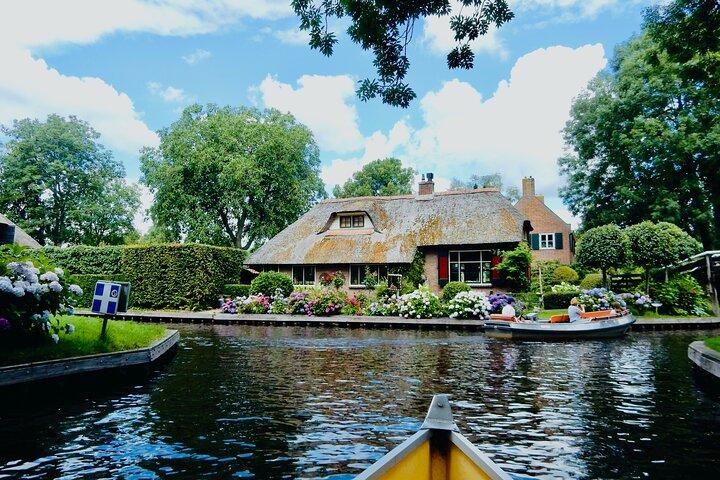 Giethoorn | Tour Privado à Prova de Corona saindo de Utrecht, Utrecht, HOLANDA