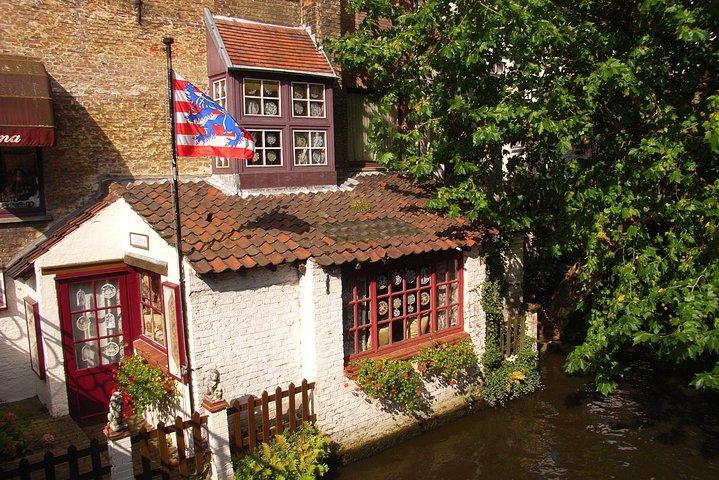 Bruges Private Walking Tour, Brujas, BELGICA