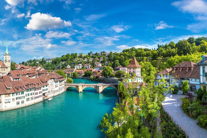 The best of Bern walking tour, Berna, SUIZA
