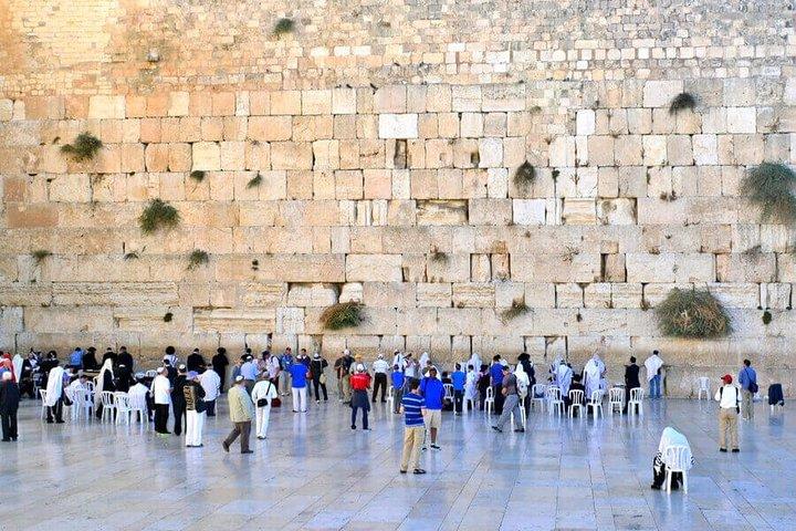 Private tour : Jerusalem Old city day trip from Jerusalem, Jerusalen, ISRAEL