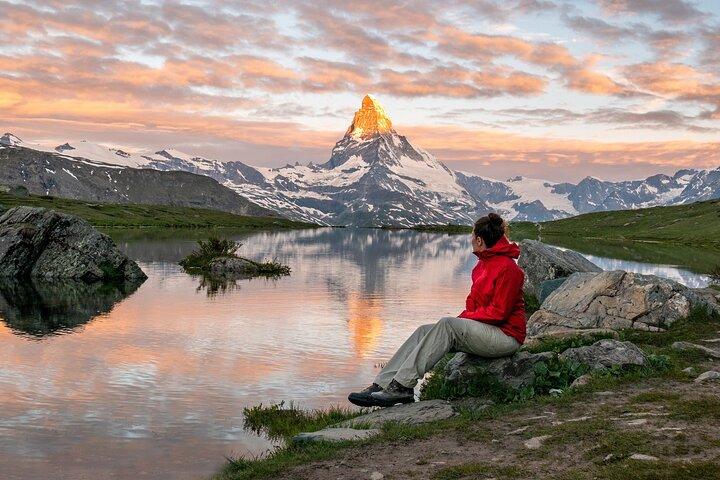 "Guided tour ""Love stories of Zermatt"", Zermatt, SUIZA"