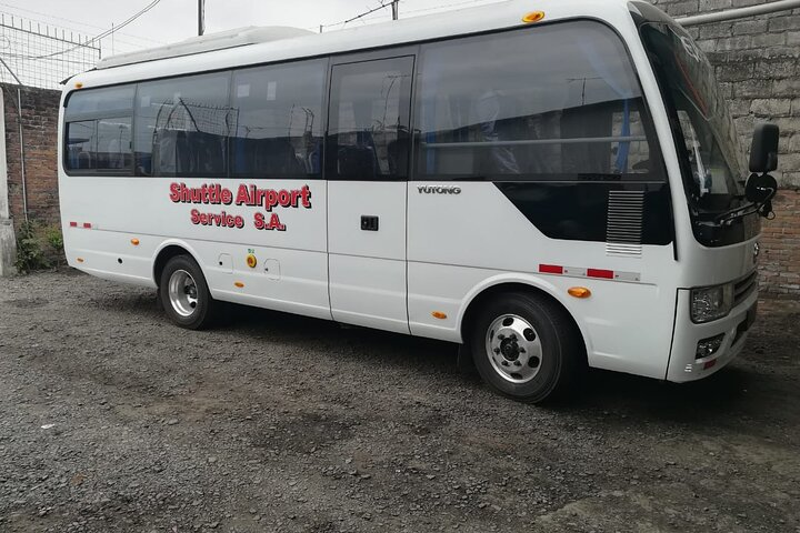 Private Shuttle Guayaquil to Cuenca or Cuenca to Guayaquil- ( One Way), Cuenca, ECUADOR