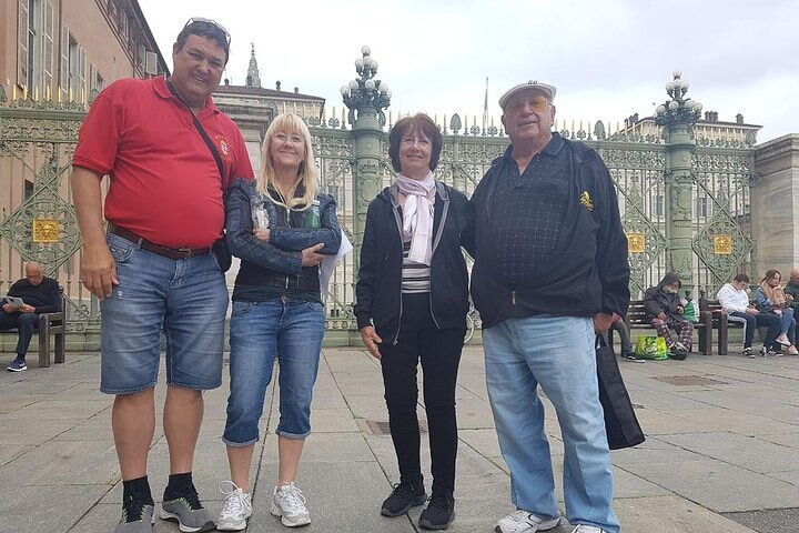 Turin Royal Palace Private Tour with Armory Shroud Chapel & Skip-the-line Ticket, Turin, ITALY
