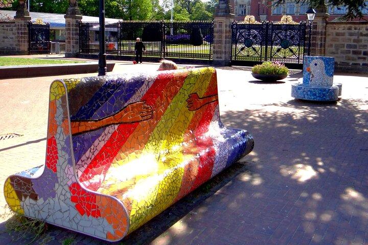 Fun Discovery Walk in The Hague's Centre: a city of peace & justice, La Haya, HOLANDA