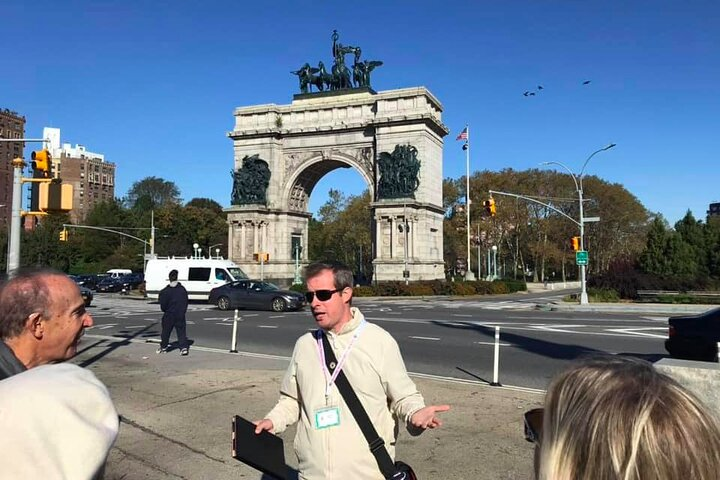 Prospect Park Walking Tour in Brooklyn, Brooklyn, NY, ESTADOS UNIDOS