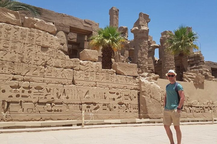Private Tour to Luxor East and West Banks From Marsa Alam, Guiza, EGIPTO