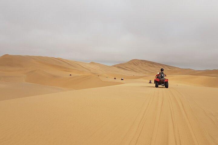 Quad Bike Tour (3 hours), Swakopmund, NAMIBIA