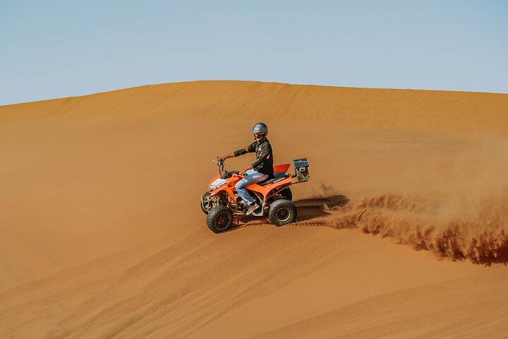 2hr Explorer Quad Bike Tour, Swakopmund, NAMIBIA