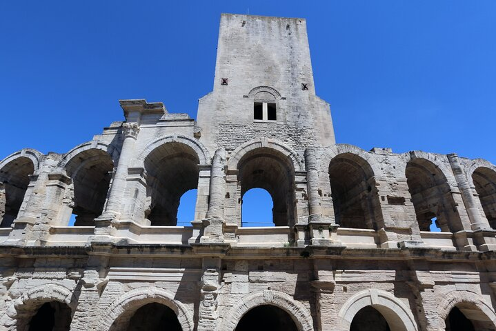 Historic Arles to the wild & windswept beaches of the Camargue private tour, Marsella, FRANCIA
