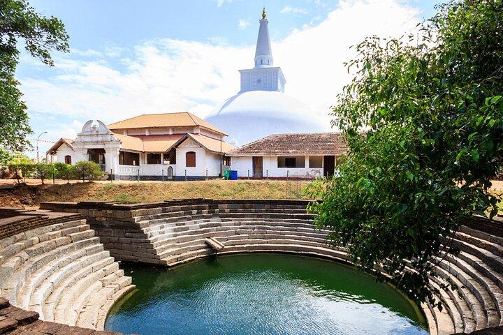 Sacred City of Anuradhapura from Jaffna, Jaffna, SRI LANKA